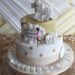 Tiered Fondant Cakes