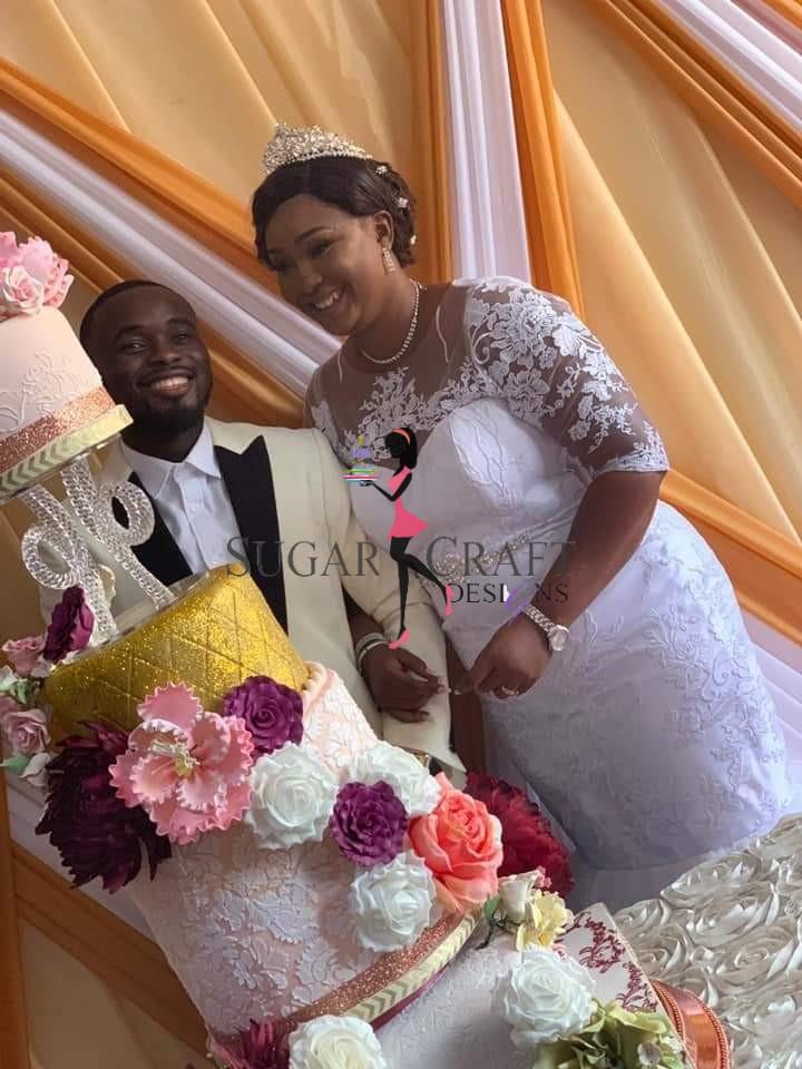 Wedding Testimonial 3 by Sugar Craft Designs