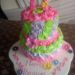 Tiered Buttercream Cakes